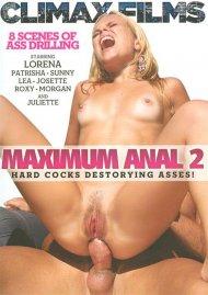 Maximum Anal 2 Porn Video