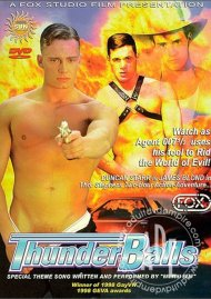 Thunder Balls Porn Movie