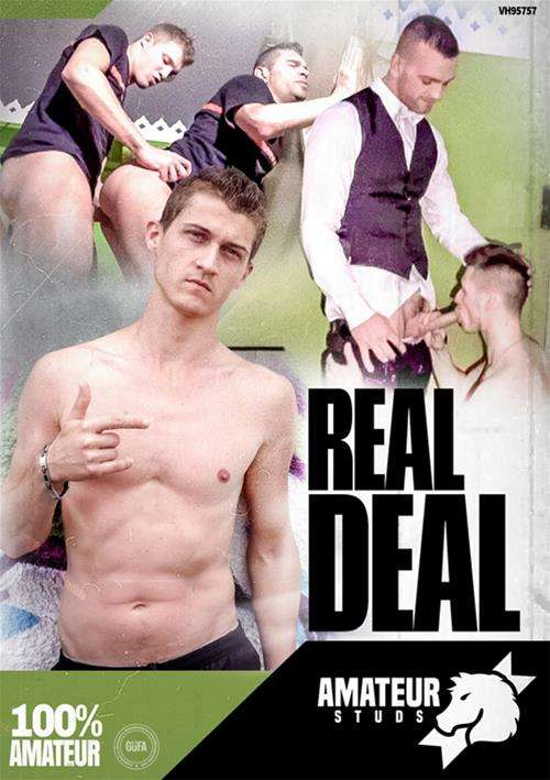 Real Deal Boxcover