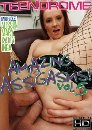 Amazing Assgasms! Vol. 5 Porn Video