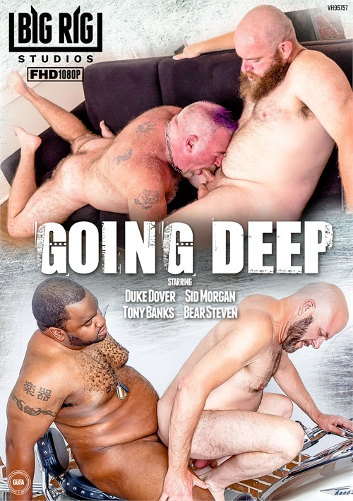 Going Deep Boxcover