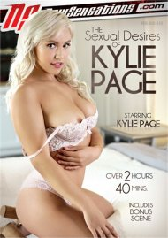 Sexual Desires Of Kylie Page, The Porn Video