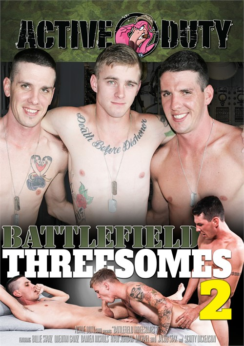 Battlefield Threesomes 2 Boxcover