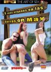 6 Culos Virgenes en las Garras de Max Boxcover