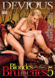 Blondes Who Love Brunettes 5 Porn Video