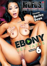 Ebony Sex Tapes Vol. 6 Porn Video