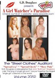 Girl Watcher's Paradise Volume 2059, A Porn Video