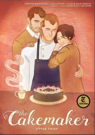 Cakemaker, The gay cinema DVD from Strand Releasing