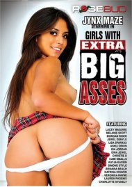 Girls with Extra Big Asses Porn Video