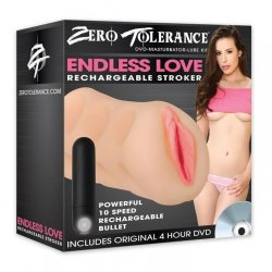 Zero Tolerance Endless Love Realistic Rechargeable Stroker Sex Toy