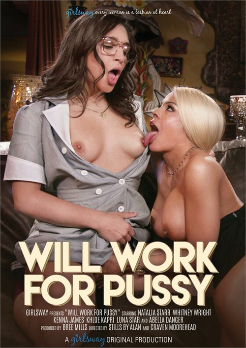 Abella Danger stars in Will Work For Pussy.
