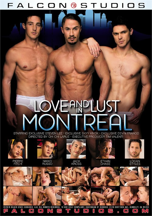 Love and Lust in Montreal Cover Back
