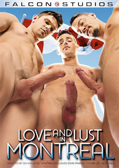 Love and Lust in Montreal Cover Front