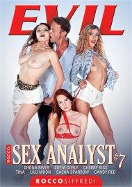 Rocco: Sex Analyst #7 Porn Video