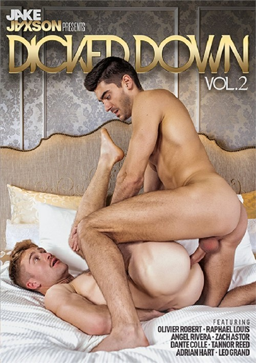 Dicked Down Vol. 2 Boxcover