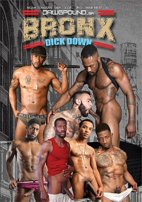 Bronx Dick Down Boxcover