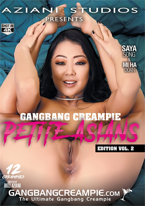 Gangbang Creampie Petite Asians Edition Vol. 2