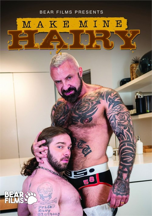 Make Mine Hairy Boxcover