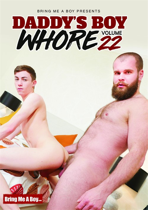Daddy's Boy Whore 22 Boxcover