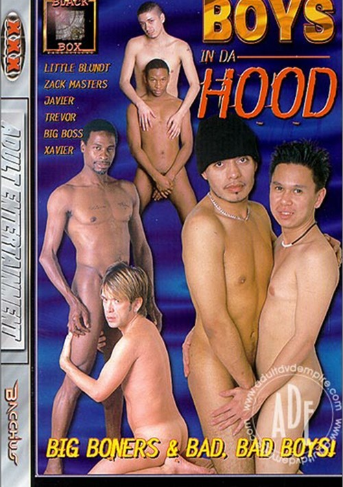 Boys in da Hood Boxcover