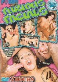 Furious Facials Porn Video