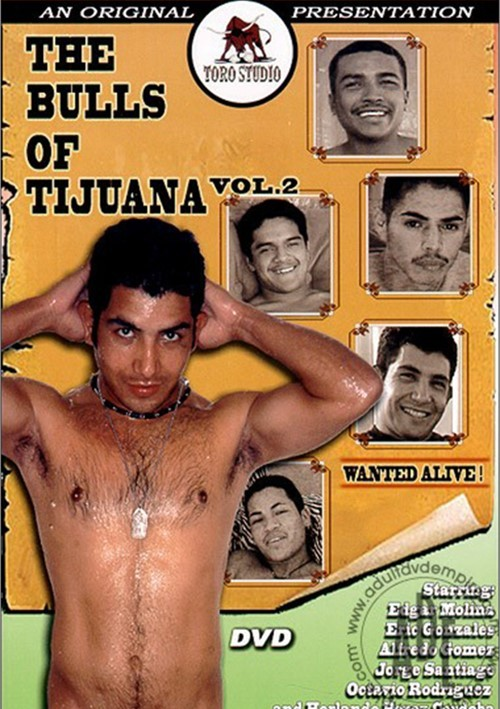 Bulls of Tijuana 2, The Boxcover