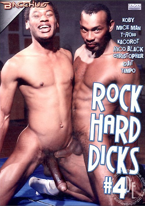 Rock Hard Dicks #4 Boxcover