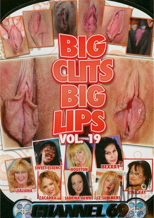 Big clits big lips 19
