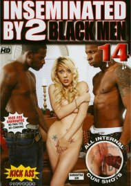 Inseminated By 2 Black Men #14