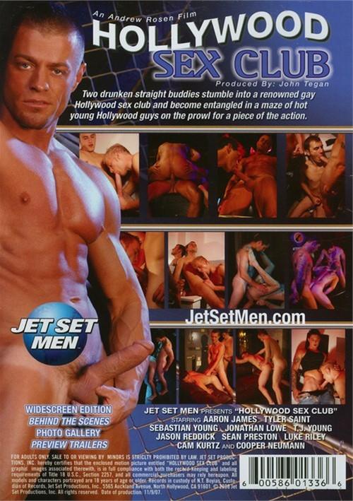 Hollywood sex club jet set men