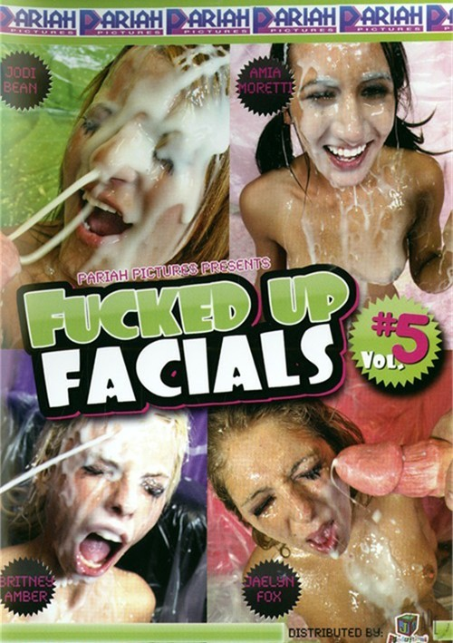 jodi bean fucked up facials