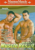 Muscle Resort Vol. 3 Boxcover