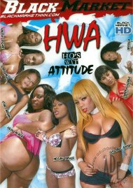 HWA: Ho's Wit Attitude Porn Video