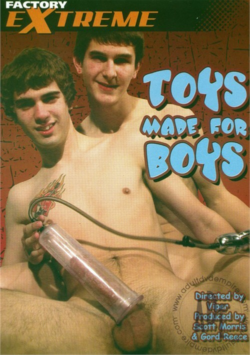 Toys Made For Boys Boxcover