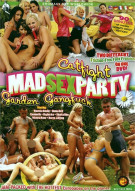 Mad Sex Party: Catfight/ Garden Gangfuck Porn Video