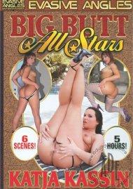 Big Butt All Stars: Katja Kassin Porn Movie