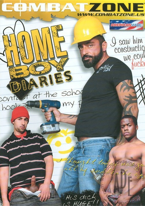 Homeboy Diaries, The Boxcover