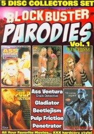 Blockbuster Parodies Vol. 1 (5-Pack)