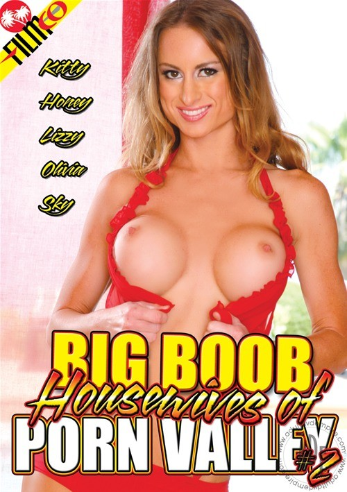 Big Boob Housewives Of Porn Valley #2