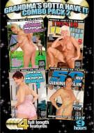 Grandmas Gotta Have It Combo Pack 2 Porn Movie