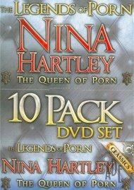 Legends Of Porn: Nina Hartley 10-pack Movie