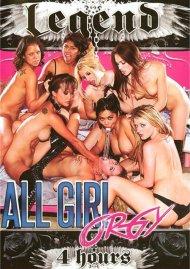 All Girl Orgy Porn Video