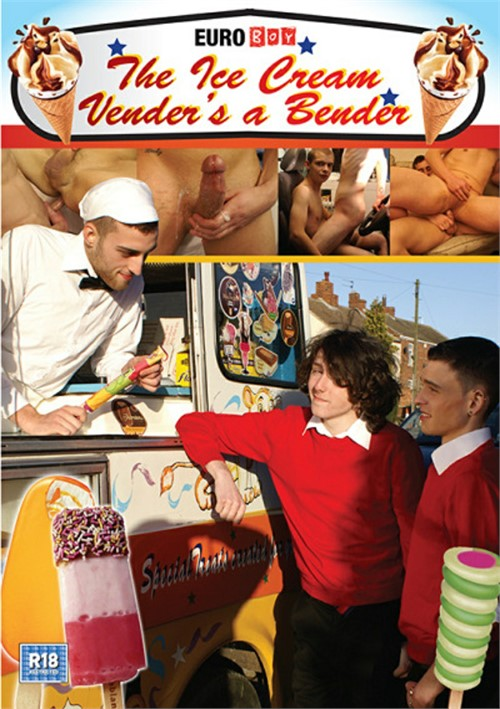 Ice Cream Vender's a Bender, The Boxcover