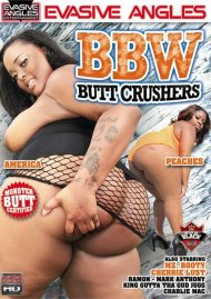 BBW Butt Crushers Porn Video