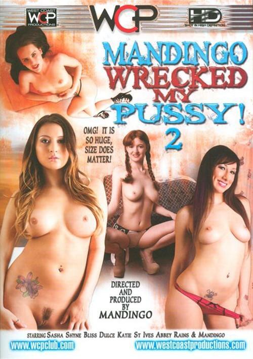 Mandingo Wrecked My Pussy! 2