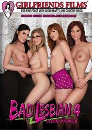 Bad Lesbian 4: Older/Younger Porn Video