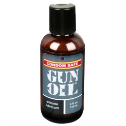 Gun Oil Lubricant - 4 oz. Sex Toy