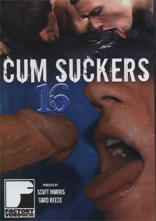 Cum Suckers 16 Boxcover