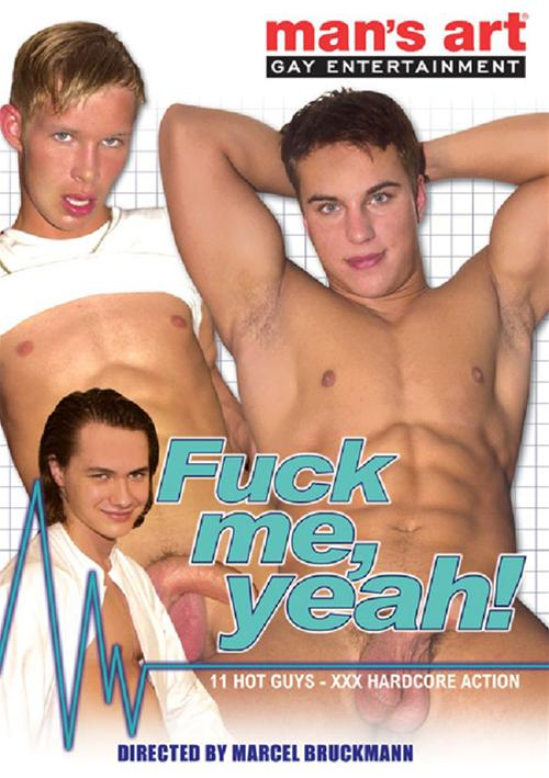 Fuck me Yeah Cover Front