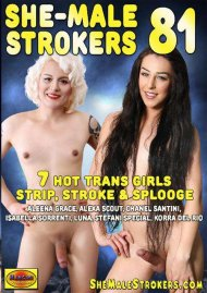 She-Male Strokers 81 Porn Video